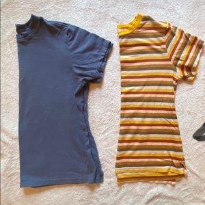 REI Westerland shirts-set of 2